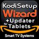Kodi Tablet Setup Wizard by Smart TV Systems - Kodi Setup App