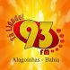 Rádio 93 FM Alagoinhas by Cadena Sistemas