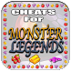 Cheats - Monster Legends Prank by Cheats Hack For Games