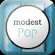 Modestpop