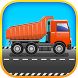 Construction Vehicles Puzzle by Cool & Fun Kids Games
