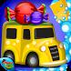 Luxury Truck Wash-Cotton Candy by Bad Birds Studio