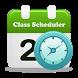 Class Scheduler by Shahzeb Jadoon