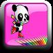 My Baby Panda Coloring Book by momobrian