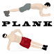 Plank Exercise Workout by Toastbox
