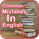 Everyday Common Mistakes in English for speaking by Bangla Apps Market