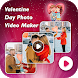 Valentine Video Maker : Love Slideshow Maker by Creative Tool Apps