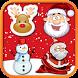 Xmas Merry Christmas Match by CuteFun