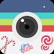 Sweet CandyCam : Selfie Camera by FotoArt Studio