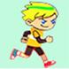 Crazy Running Man : Run Boy by wexapps