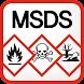 MSDS(물질안전보건자료) by 한국산업안전보건공단