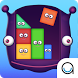 Monster's Shape Puzzles FREE by Agnitus