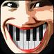 Attack of the piano by BULLBITZ