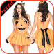 Sexy Girls in Halloween Puzzle by Puzzles Girls Generation