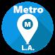 Top Los Angeles Metro Maps by Transgo Inc