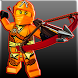 Jigsaw NinjaGo Legend Game by TaoutlawPuuzle