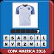 Soccer Quiz Copa America 2016 by Biba