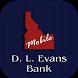 D.L. Evans Bank Mobile- Tablet