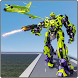 Futuristic Air Robot Transformation Game by Game Scapes Inc