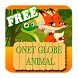 Onet Globe Animal by erlendhen