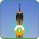 Eiffel Tower Wall & Lock by Mobaba Labs