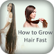 How to Grow Hair Long & Fast
