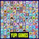 Yupi Games by Lingoz