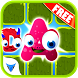 Alphabets Memory Monster game