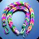 Gummy bracelets by Musica cristiana.