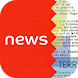 """Global News Reader """"ReShare"""" by anydooR Inc."""