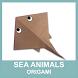 Sea Creatures Origami