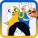 How to draw Adventure Time by Drawings Apps
