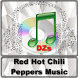 Red Hot Chili Peppers Music by DZS APPS
