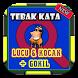 Tebak Kata Lucu kocak & Gokil by Michael Morryz