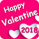 2018 Valentine Day Greetings - Hindi English Wish by Murlidhar App Studio