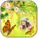 Butterfly Photo Frame by Real App Developer