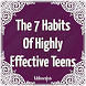 The 7 Habits Of Highly Effective Teens by Metamorfosis
