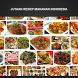 Buku resep makanan indonesia by Benowo Develop