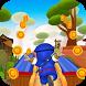 Subway Ninja Hattori Run FREE by Hattori Games