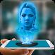 3D Hologram Simulator by BigBeep