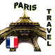 France. Paris Sightseeing Travel. French version by Travel arround fun with dog apps