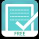Simple Checklist Free by Lawrence De Leon