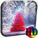 Xmas Tree Live HD Wallpaper by Parolles Video