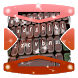 Werewolf TouchPal by Gradient Themes