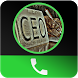 Fake CEO prank calls by anonymousx