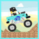 Monster Truck Climb Road Rush by Free Amazing Games