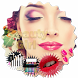 Face Makeup Beauty Girl Editor by Lock Screen Apps 2016