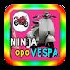 Lagu Ninja opo Vespa | Nella
