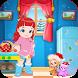 Happy! Ruby Baby Rainbow Funny by WingDev Studio