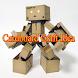 Cardboard Craft Idea by deigo.soft